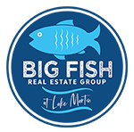 big fish real estate group at lake martin logo